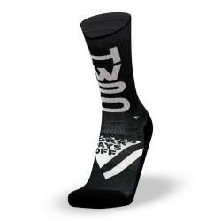 Chaussettes noires HWPO pour athlète by LITHE APPAREL