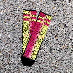Blue workout socks VIKING - LITHE APPAREL