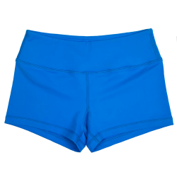 Training short blue SAPPHIRE for women - SAVAGE BARBELL