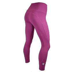 Training legging pink MERLOT for women - SAVAGE BARBELL