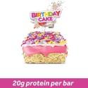 Pack de 12 barres protéinées + Cookies & Cream pour Athlète by BATTLE OATS