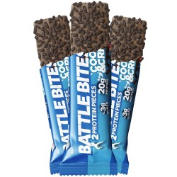 Barre protéinée + Cookies and Cream | BATTLE SNACKS