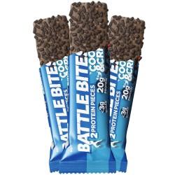 Protein bars + Cookies & Cream | BATTLE SNACKS