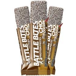 Barre protéinée + Choc Coconut pour l'entraînement by BATTLE OATS