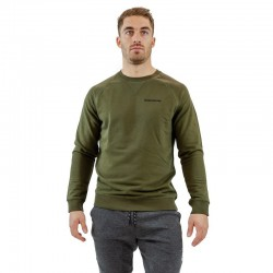 Sweat-shirt green Bio for men - THORUS