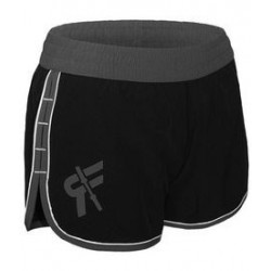Training short black BASELINE for women| ROKFIT
