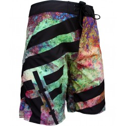 Training short multicolor ORION for men| ROKFIT