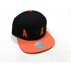 Black AMRAP cap | STATE OF WOW