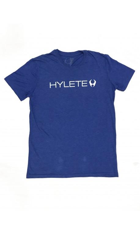 T-Shirt Homme Bleu TRIBLEND CREW VINTAGE ROYAL BLACK| ROKFIT