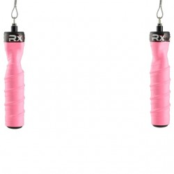 Jump rope handles NAUGHTY PINK| RX SMART GEAR