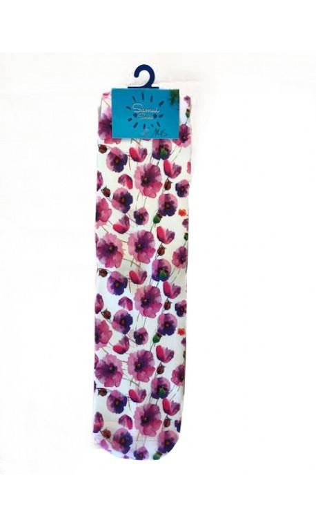 Chaussettes multicolores modèle 14 | SAMUI SOCKS