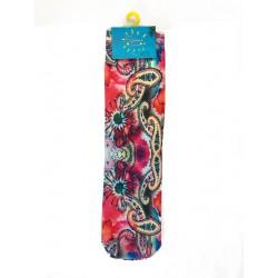 Chaussettes multicolores modèle 15 | SAMUI SOCKS