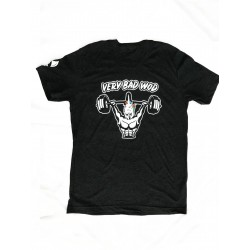 VERY BAD WOD T-Shirt Homme charcoal black UNICORN SOLDIER