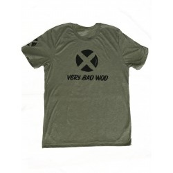 T-shirt green khaki ORIGINAL for men | VERY BAD WOD
