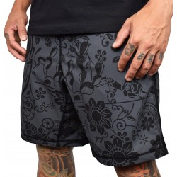 Short Homme gris HYBRIDE CHARCOAL DIA | PROJECT X