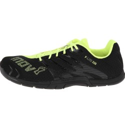 F-LITE 235 black / Yellow neon shoes | INNOV8