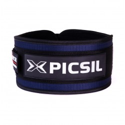 Customizable Strength Belt blue | PICSIL