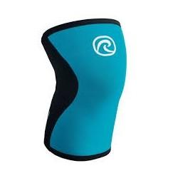 5 mm single Knee sleeve singleBlack/blue   REHBAND