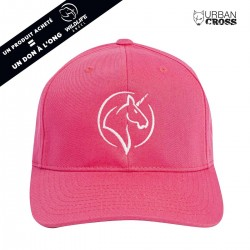 Pink UNICORN cap | URBAN CROSS