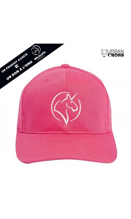 Pink UNICORN cap | URBAN CROSS