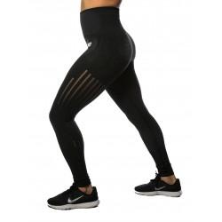 Legging Femme gris foncé taille haute SEAMLESS| NORTHERN SPIRIT