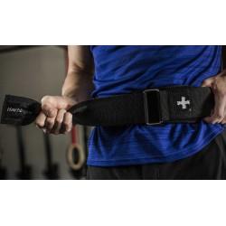 NYLON FOAM CORE Strength Belt Black | HARBINGER