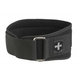 NYLON FOAM CORE Strength Belt Black | HARBINGER
