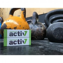 After wokout recovery oil | ACTIV7