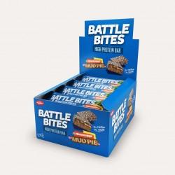 Pack of 12 protein bars + MISSISSIPI MUD PIE | BATTLE SNACKS