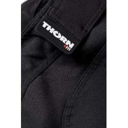 Training short black COMBAT TRAINING SHORTS RD for men| THORN FIT
