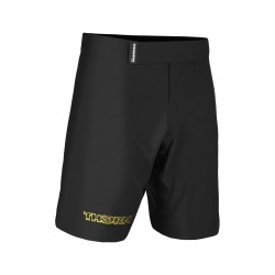 Training short black COMBAT 2.0 TRAINING SHORTS ODIN for men| THORN FIT