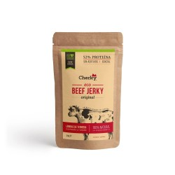 Beef protein bag ECO BEEF JERKY ORIGINAL 30 Gr - CHERKY FOODS