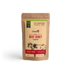 Sachet protéiné Boeuf ECO BEEF JERKY ORIGINAL 30 Gr | CHERKY FOODS