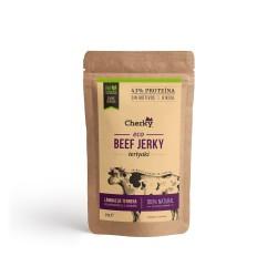 Beef protein bag ECO BEEF JERKY TERIYAKI 30 Gr - CHERKY FOODS