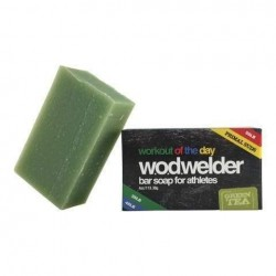 NATURAL BAR SOAP - GREEN TEA | WOD WELDER