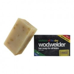 NATURAL BAR SOAP - LEMON LAVENDER| WOD WELDER