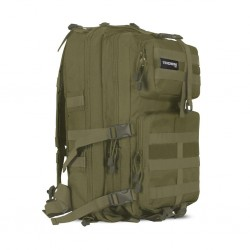 Sac de sport vert Tactical DIVISION 40 L | THORN FIT