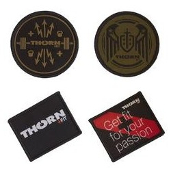 pack of 4 Velcro patch | THORN FIT