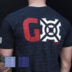 T-Shirt Homme Gris Charbon GO| PROGENEX