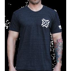 Training T-Shirt Charcoal Grey GO for men   PROGENEX