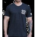 T-Shirt Homme Gris Charbon GO  PROGENEX