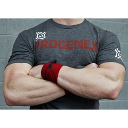 Training T-Shirt Charcoal Grey GO for men | PROGENEX