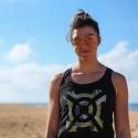 Training tank black CAMO ICON for women | PROGENEX