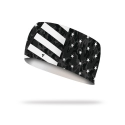 Workout elastic headband STARS AND STRIPES| LITHE APPAREL