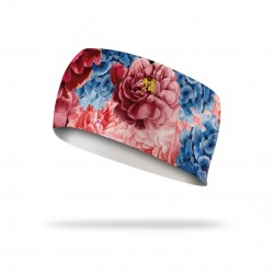 Workout elastic headband FLORAL| LITHE APPAREL