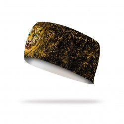 Workout elastic headband TIGER   LITHE APPAREL
