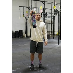 Multicolor workout ZACK GEORGE - TEAM SILVERBACK SOCKS – WODABLE