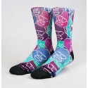 Multicolor workout ZACK GEORGE - TEAM SILVERBACK SOCKS – WODABLE