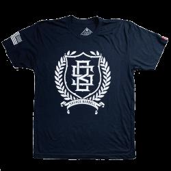 T-shirt black ZEUS for men   SAVAGE BARBELL
