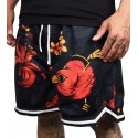 Short Homme multicolore HOOP FIREBISCUS OHANA| PROJECT X